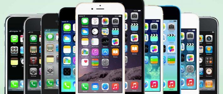 Рынок смартфонов сокращается впервые