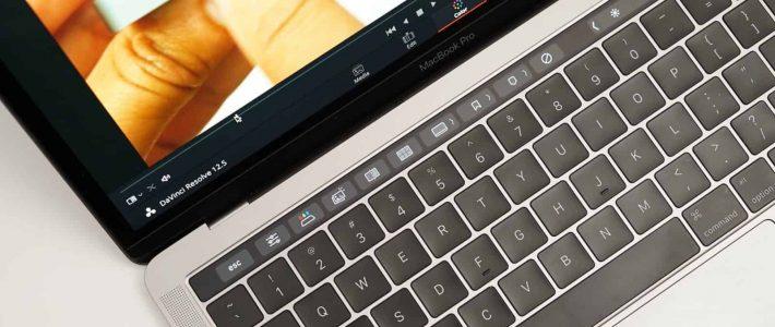 Apple признает недостатки клавиатуры Macbook